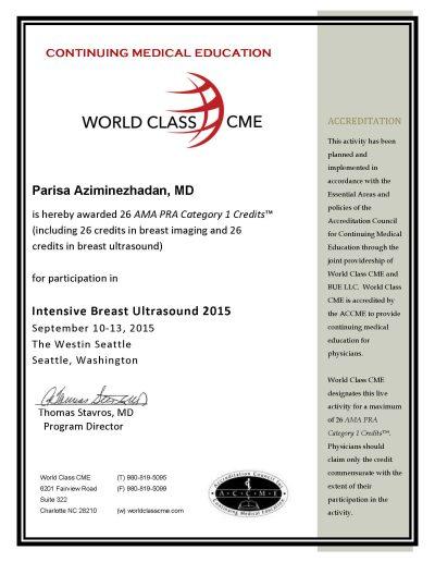 aziminezhadan ama certificate ibus 2015 revised